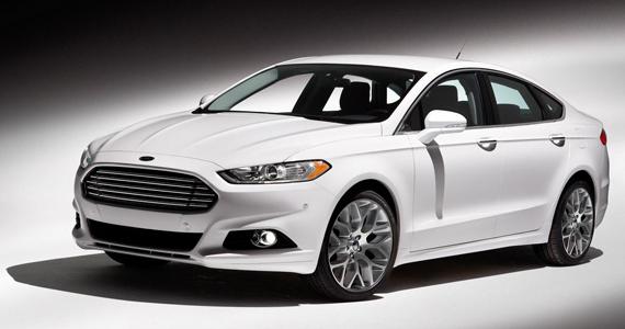 Win A 2015 Ford Fusion