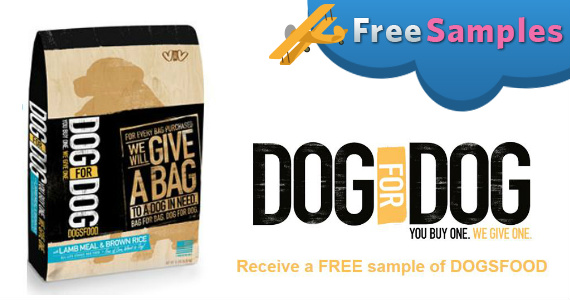 Free Sample Of DOGSFOOD