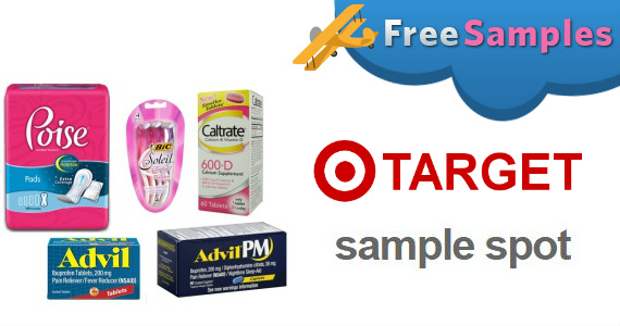 Free Sample Pack From Target