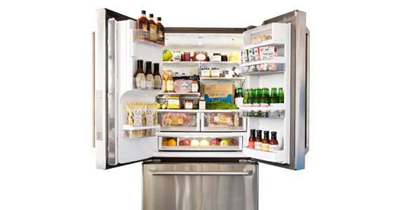 Win A GE Cafe Series Refrigerator