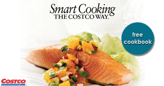 Complimentary �Smart Cooking� Costco Cookbook