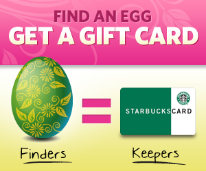 Woman's Freebies.com to Search for a Easter egg