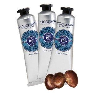 FREE L'OCCITANE en Provence Shea Butter Hand Cream