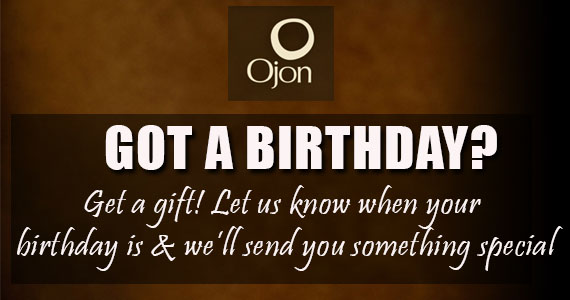Join Ojon and Get A 3-Piece Haircare Set For Your Birthday