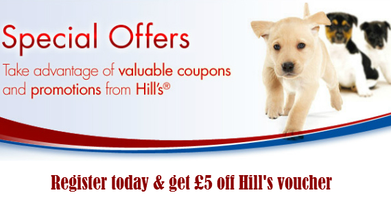 Join Hill's Food for a  £5 Voucher & More