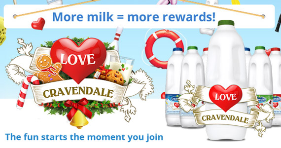Join Love Cravendale & Receive a 2 for 1 Voucher