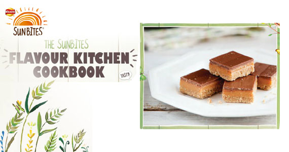 Free Sunbites Flavour Kitchen Cookbook
