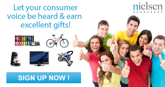 Earn Rewards For Sharing Your Shopping Habits