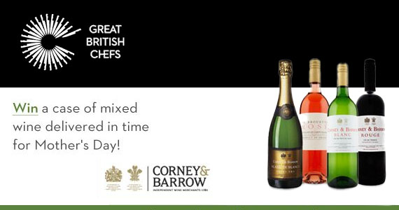 Win a Case of Corney & Barrow Wine